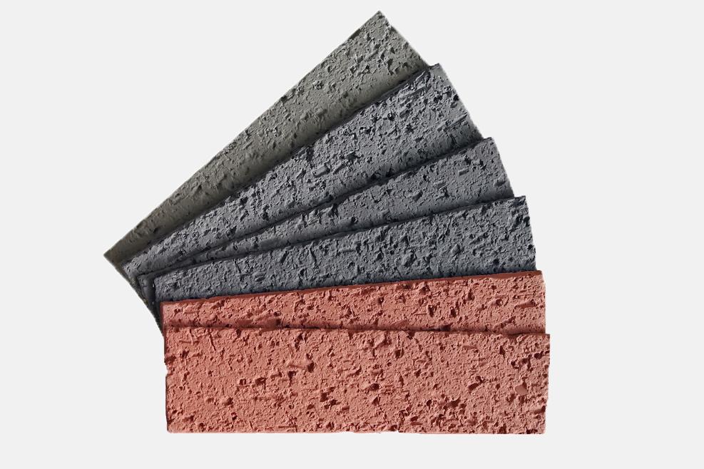 软瓷R面劈开砖